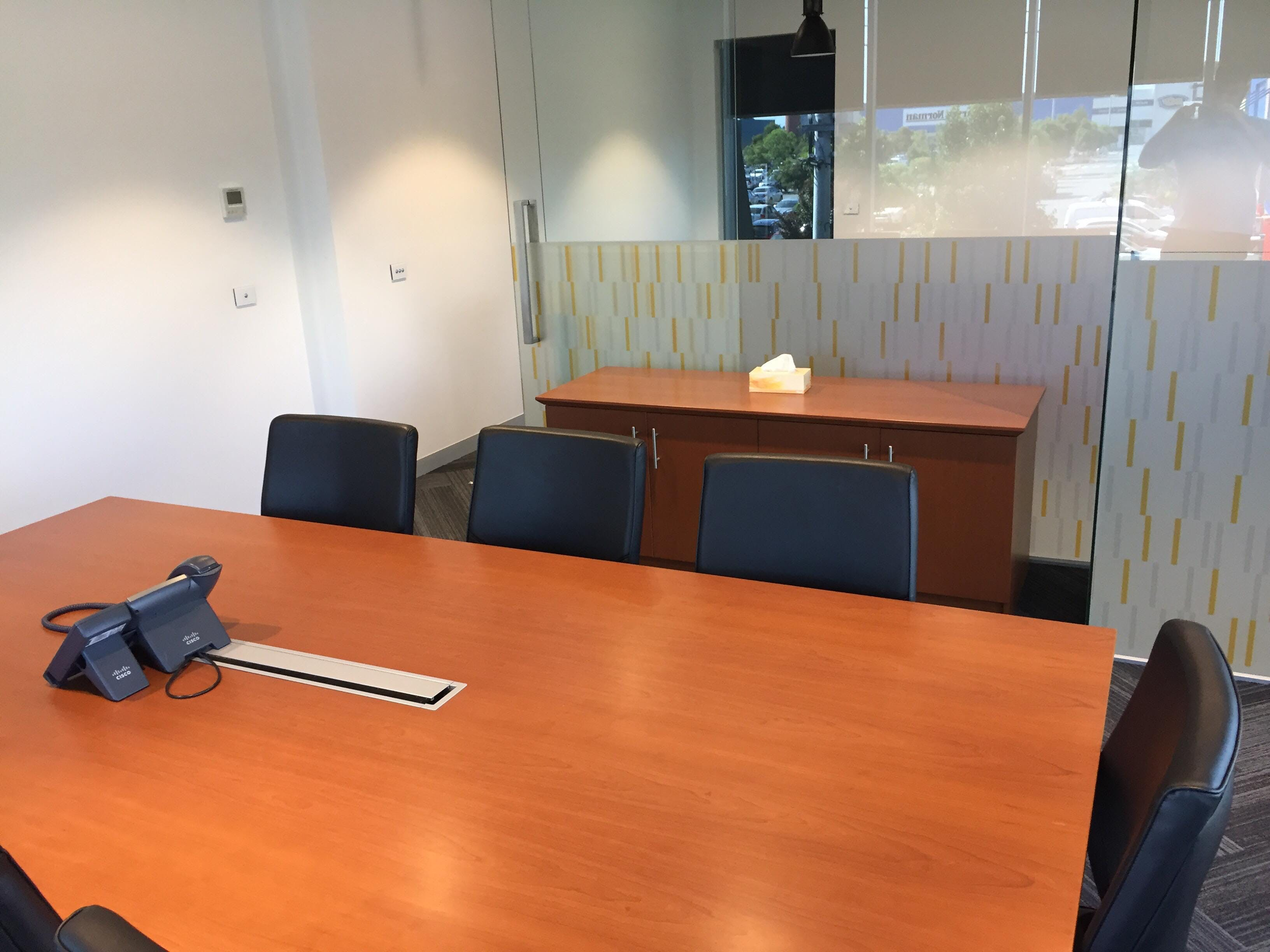 Meeting room at Click Accountants & Consultants, image 1