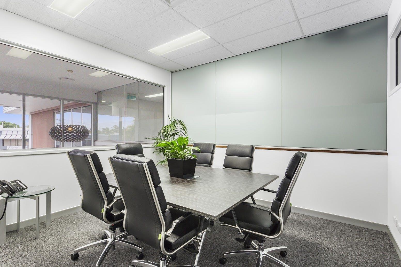 Laidlaw Boardroom for 8 people, meeting room at Studio42, image 1