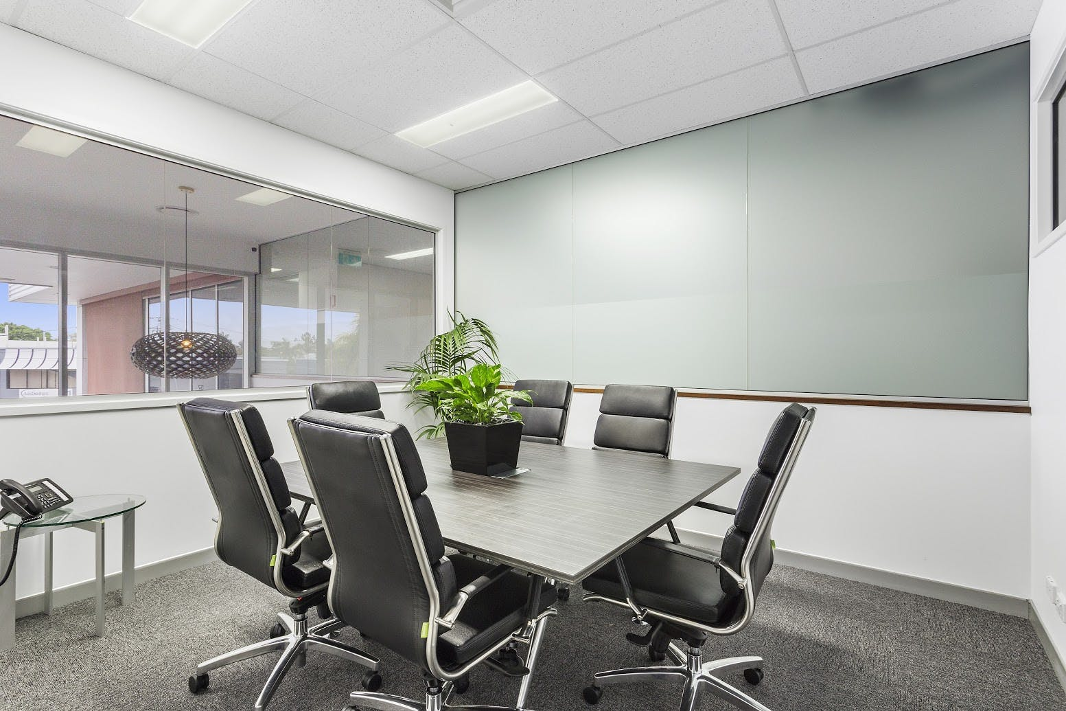Laidlaw Boardroom for 8 people, meeting room at Studio42, image 1