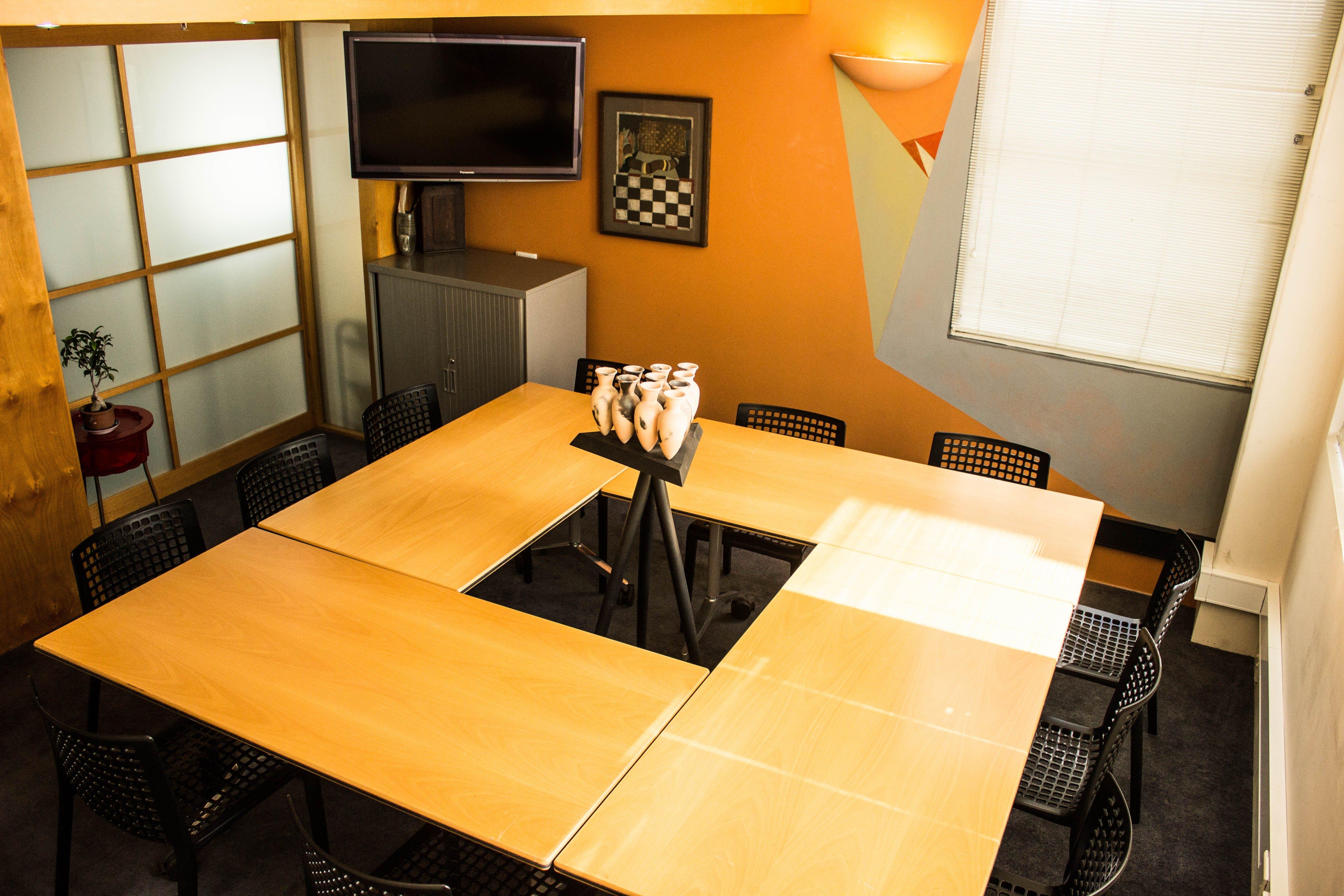 Workshop Space, meeting room at Curate Space, image 3
