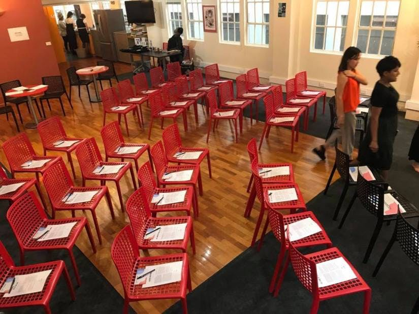 Function room at Curate Space, image 2