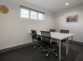 Private office space for 4 persons in Regus Crows Nest, private office at Crows Nest, image 1
