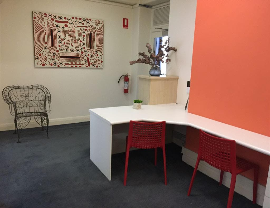 Coworking Space, coworking at Curate Space, image 1