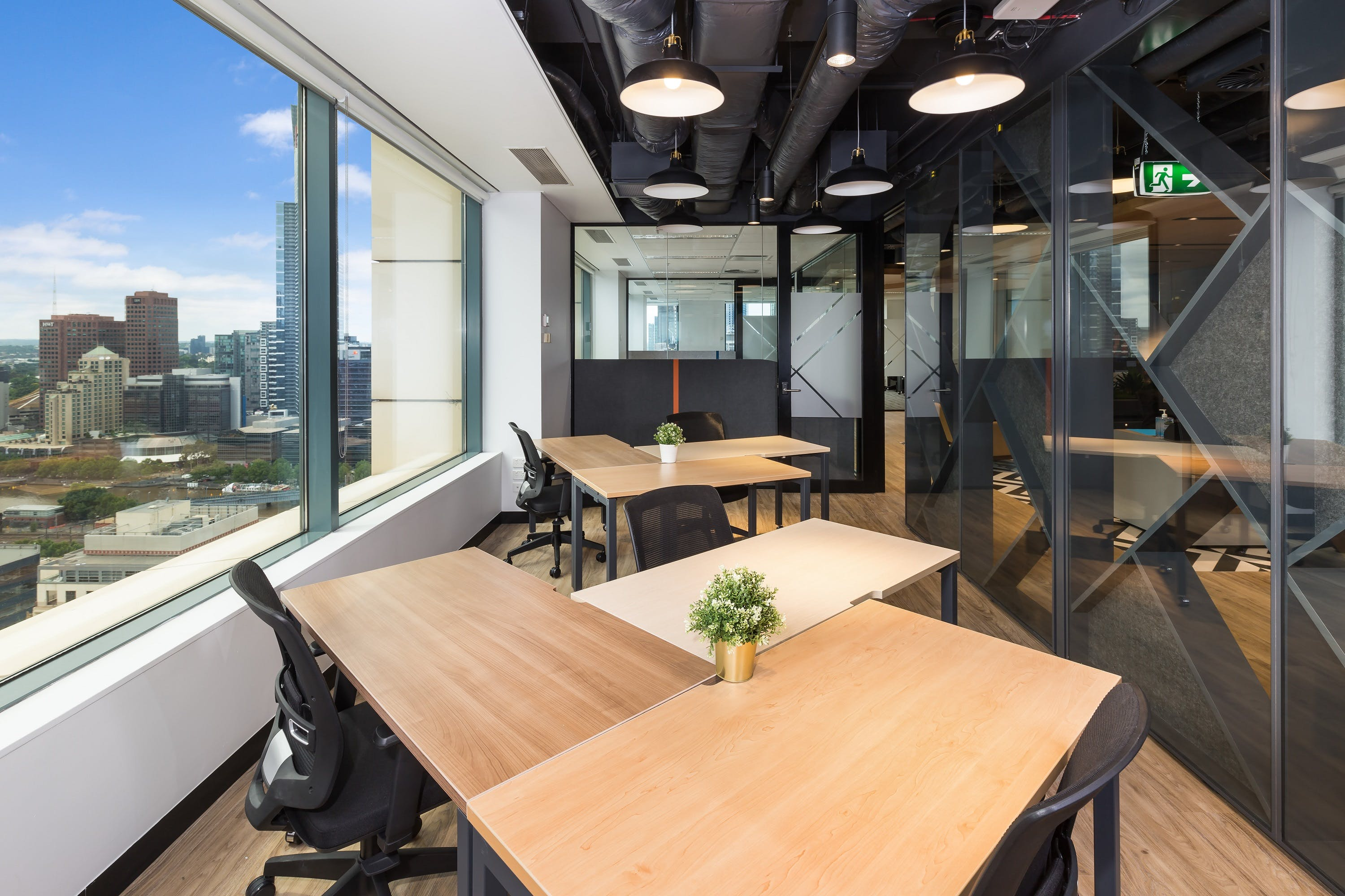 Serviced office at Compass Offices - Collins St, image 1