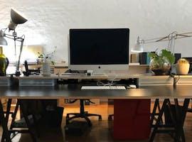 Design Studio, dedicated desk at High Street Studio, image 1