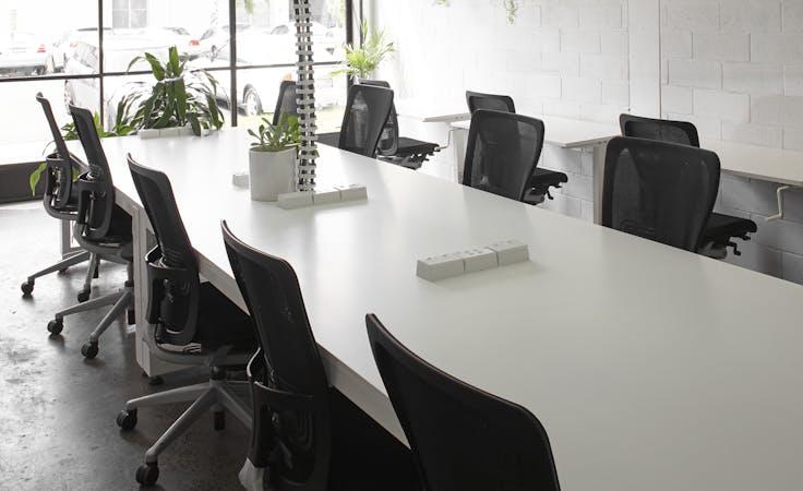 Dedicated desk at South Hive, image 1