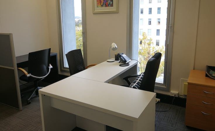 Room 2, serviced office at 10 Hobart Place, image 1