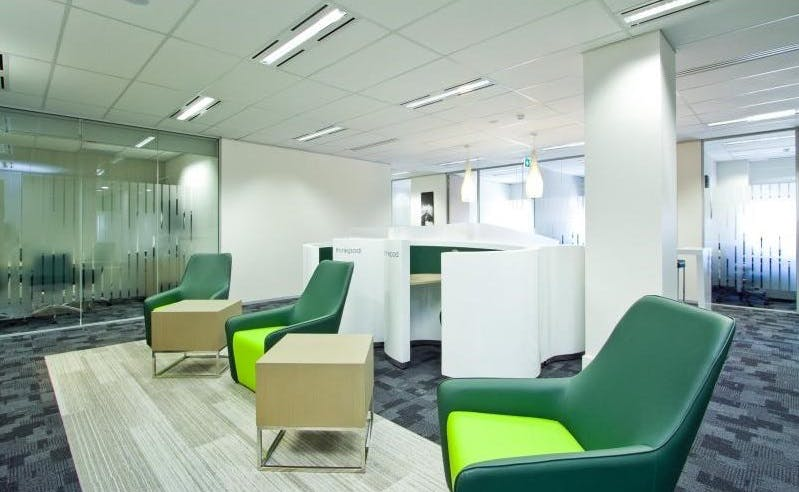 Dedicated desk at Level 1, 100 Havelock Street, image 1