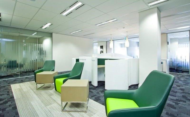 Dedicated desk at Level 1, 100 Havelock Street, image 1