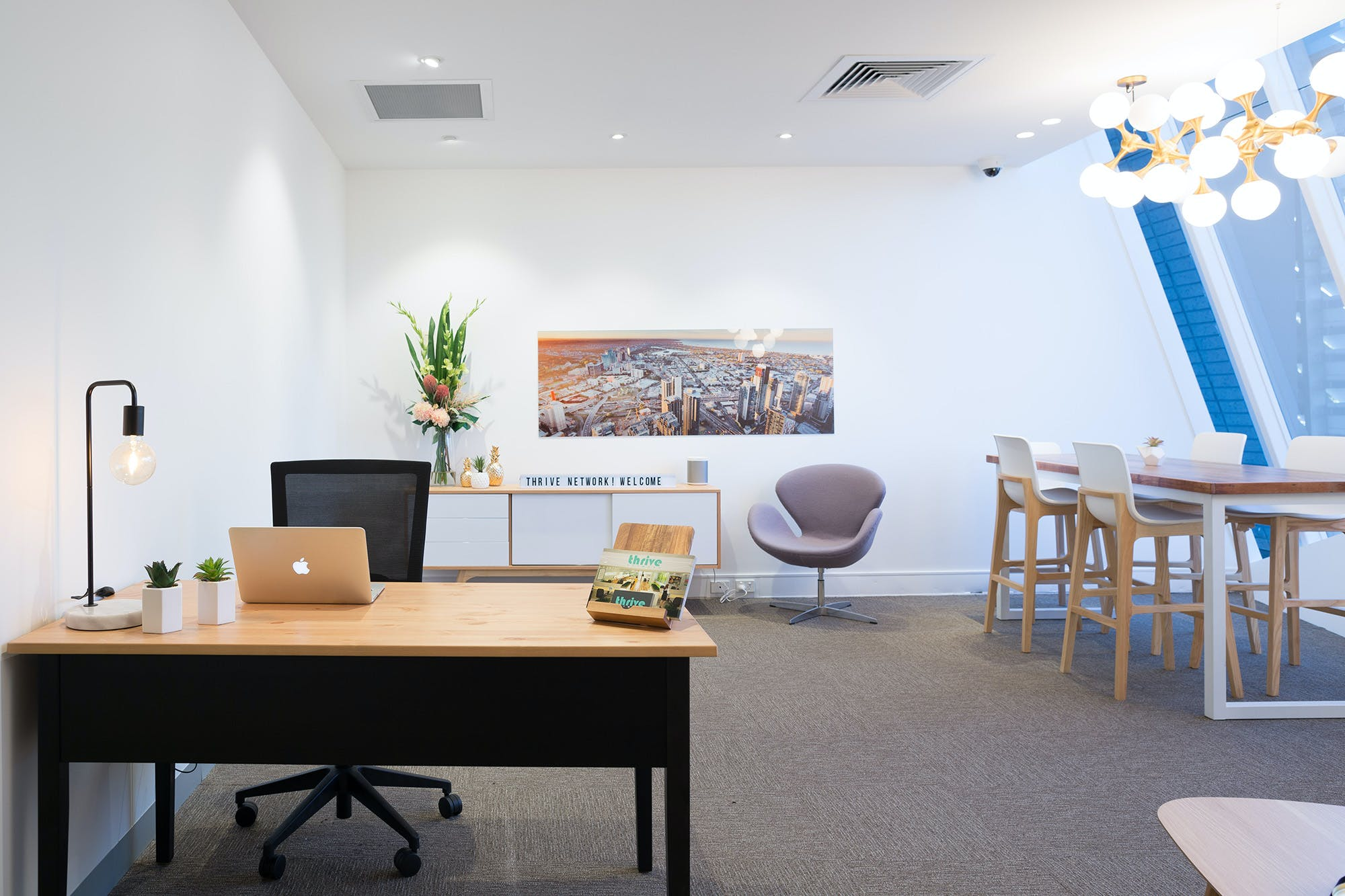 Dedicated desk at The Thrive Network, image 5