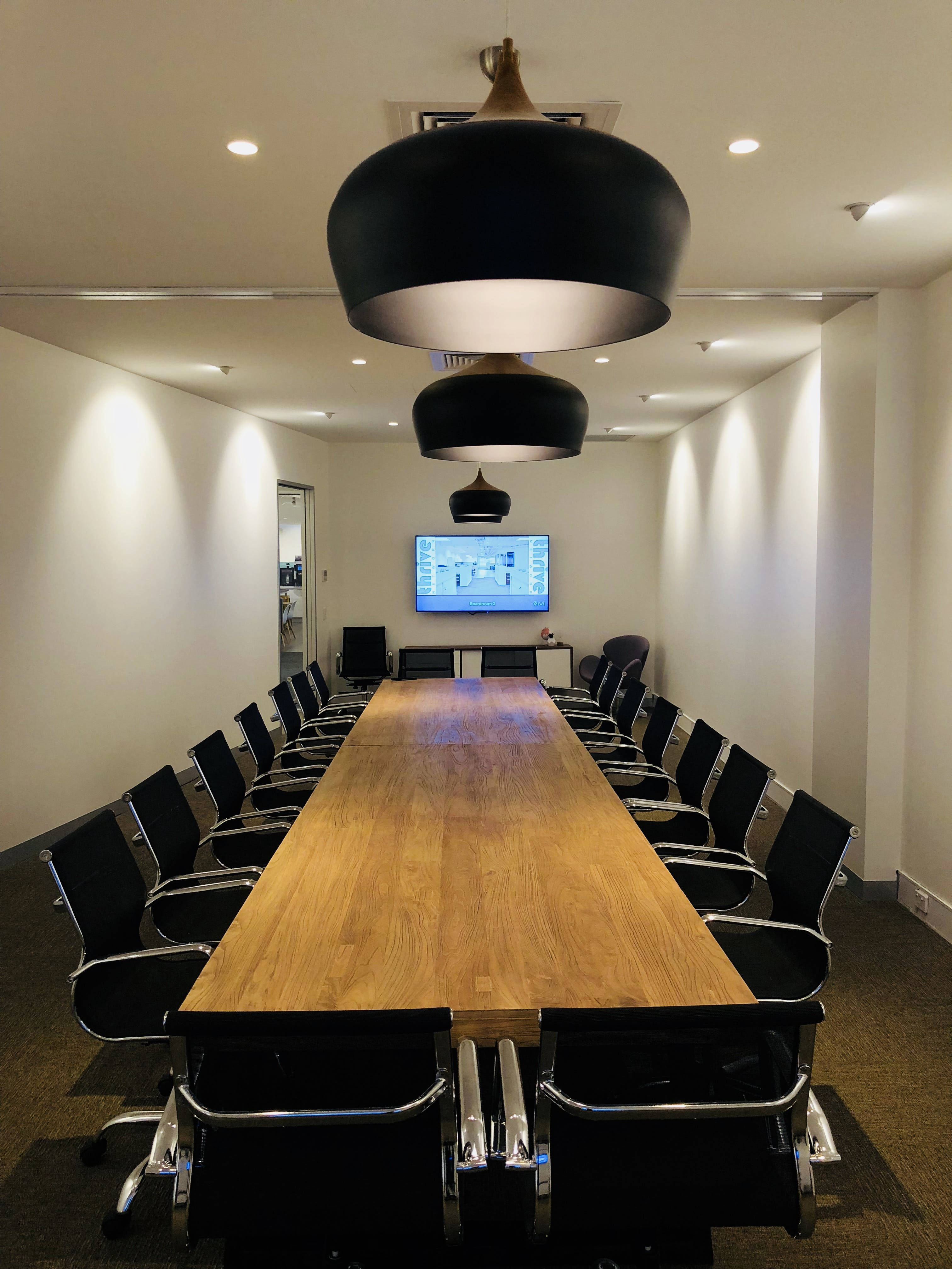 The Chuck Norris, meeting room at The Thrive Network, image 1
