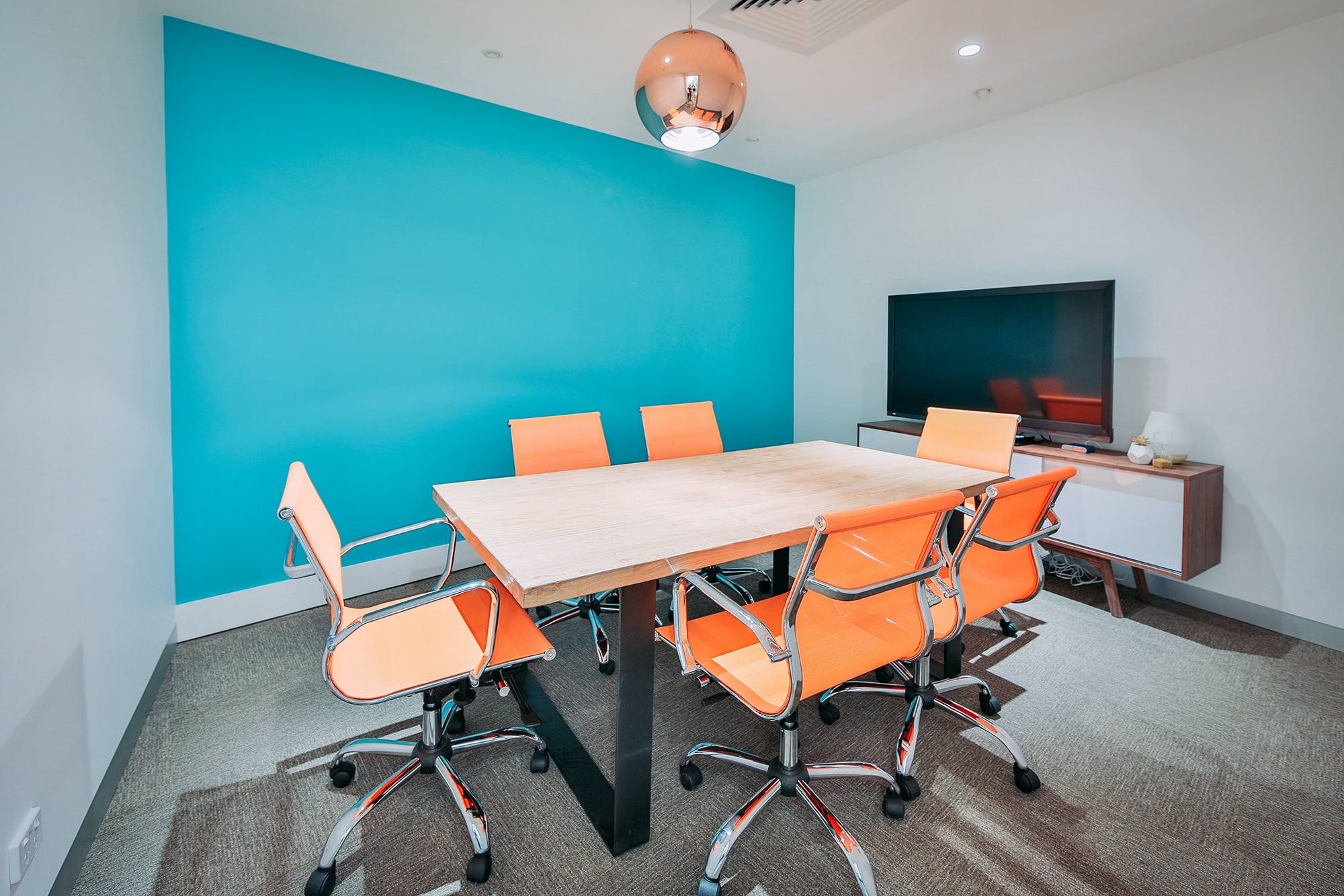 The Jet Li, meeting room at The Thrive Network, image 3