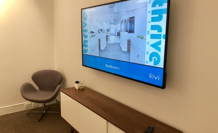 The Jet Li, meeting room at The Thrive Network, image 2