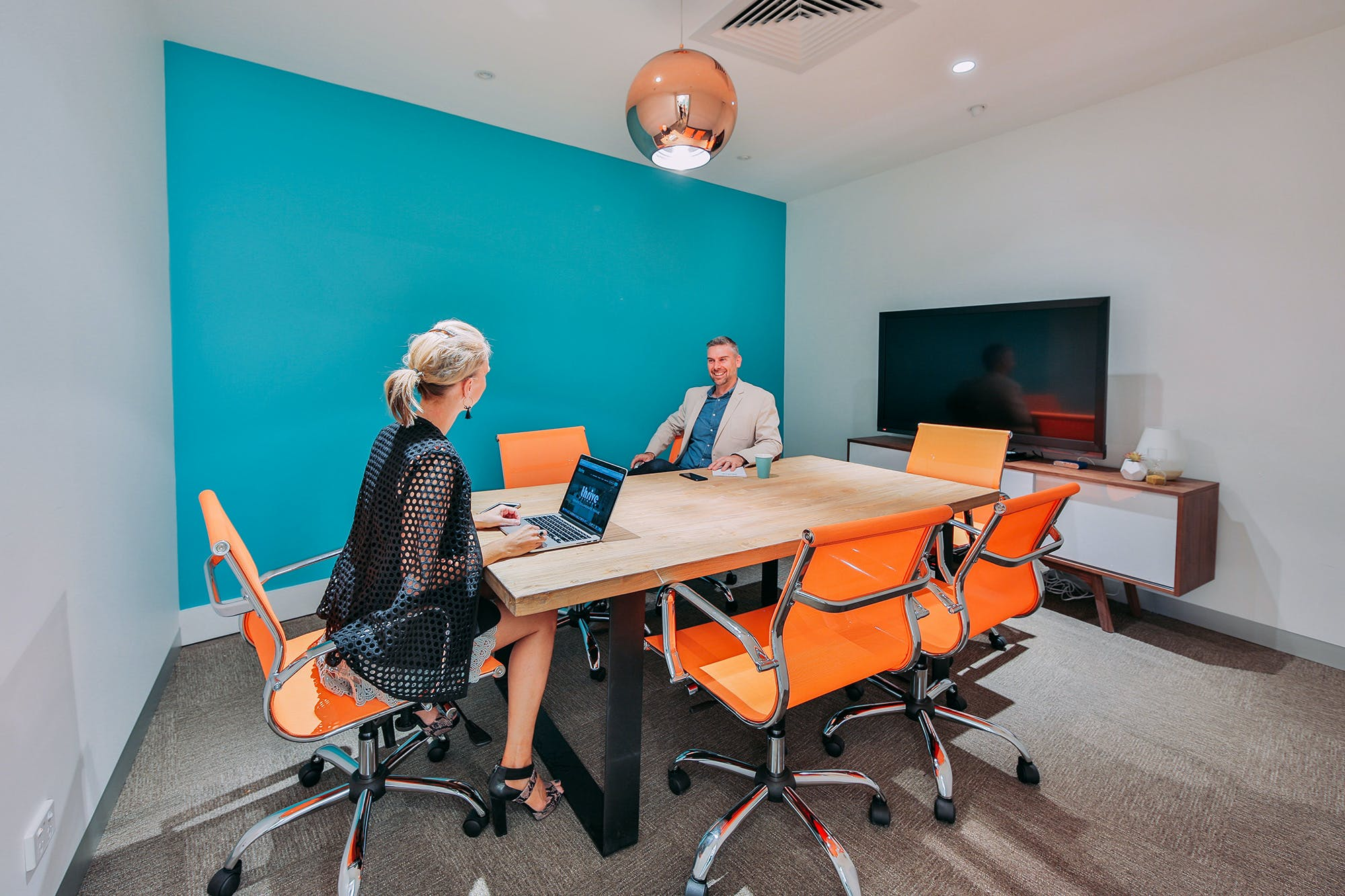 The Jet Li, meeting room at The Thrive Network, image 1