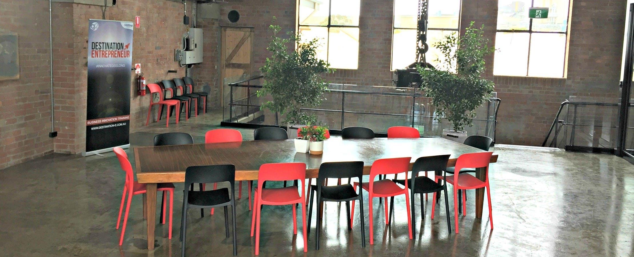 Training room at The Powerhouse, image 1