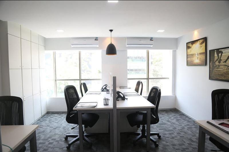 Dedicated desk at 486 Lower Heidelberg Road, image 1