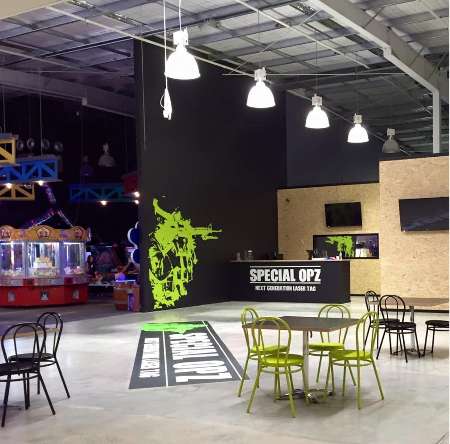 This factory space is the prime venue for a retail pop-up, image 1