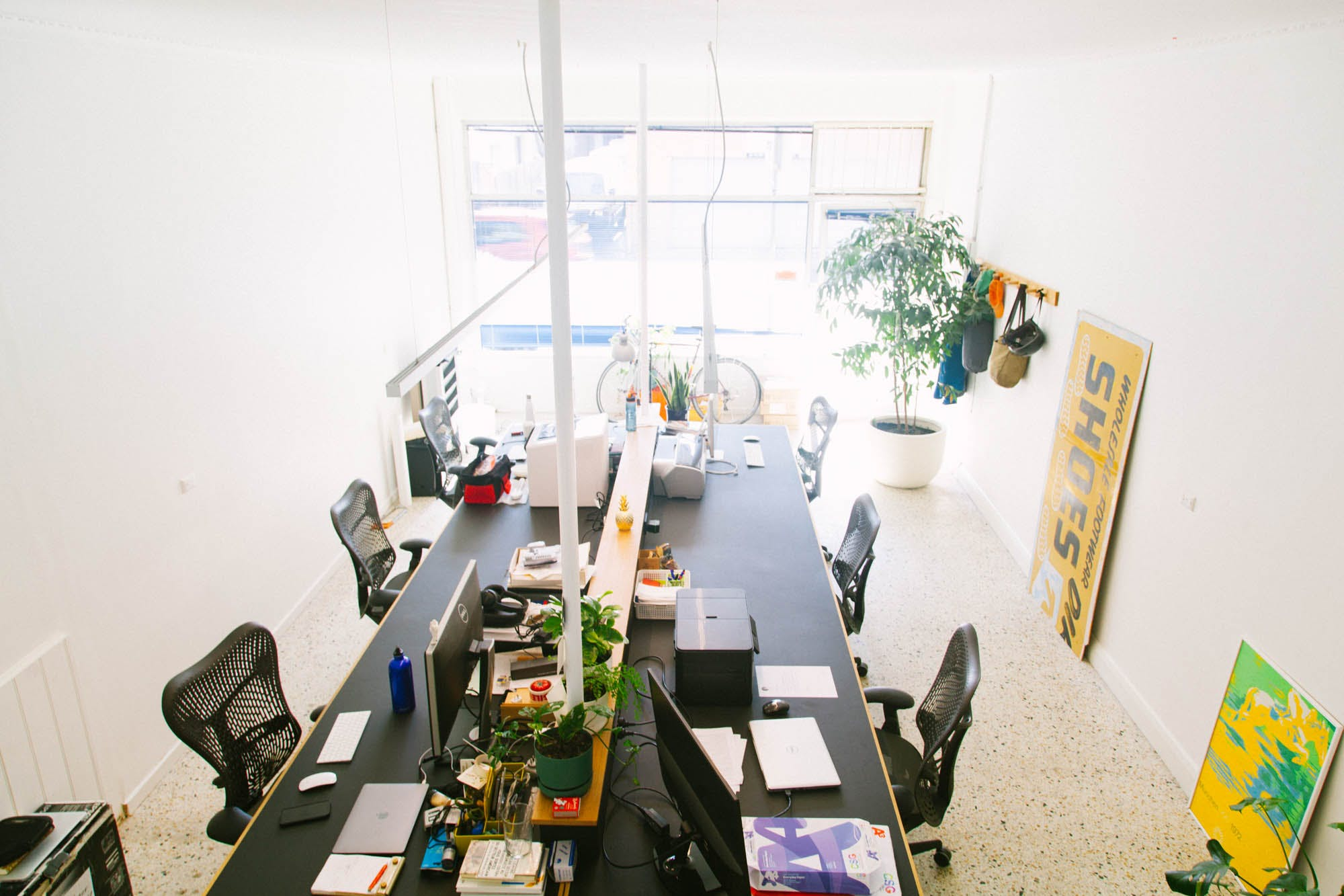Shared office at 1 Hope St, image 1