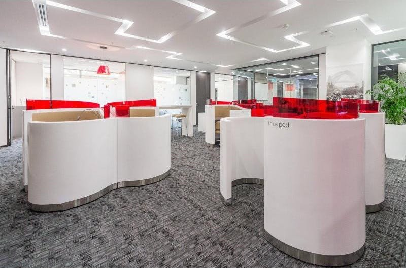 Coworking at Level 10 & 11, 20 Martin Place, image 1