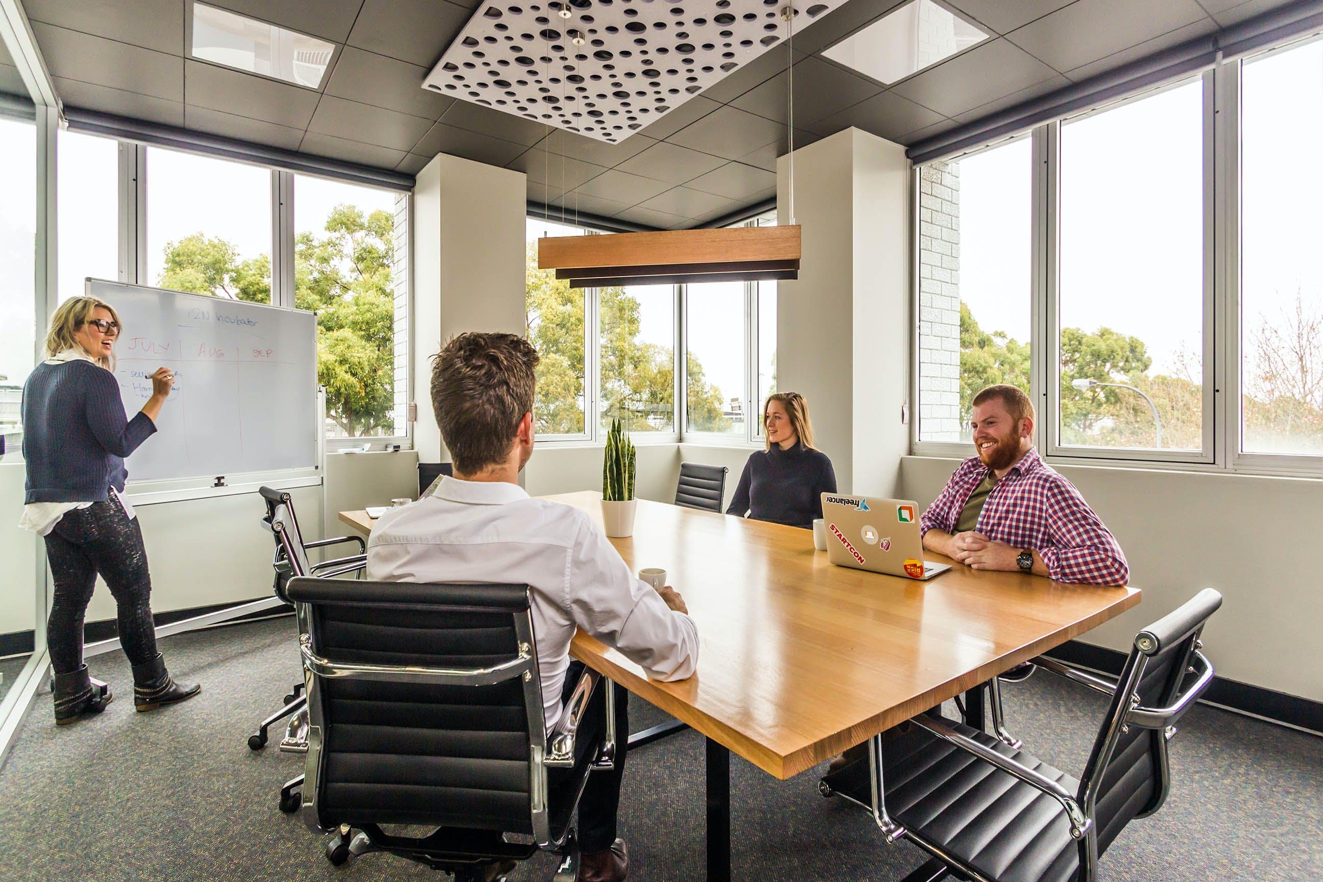 Dedicated desk at DaSH Cowork, image 1