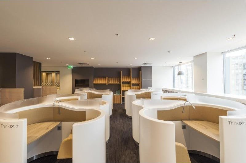 Coworking at Level 10, 555 Lonsdale Street, image 1