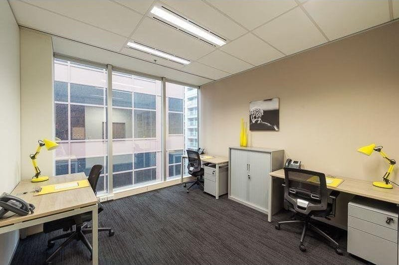 Private office at Level 10, 555 Lonsdale Street, image 1