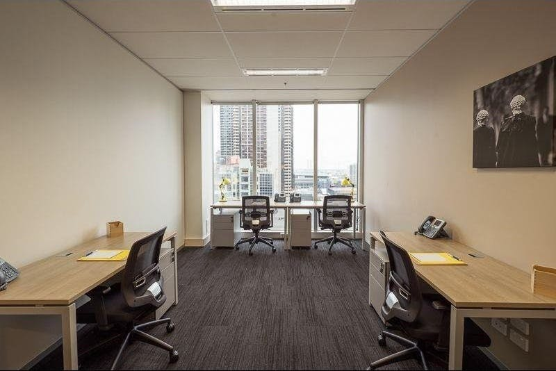 Private office at Level 10, 555 Lonsdale Street, image 2