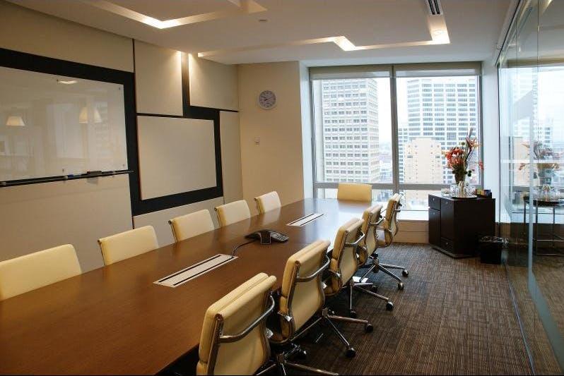 Dedicated desk at Level 13, 2 Park Street, image 1