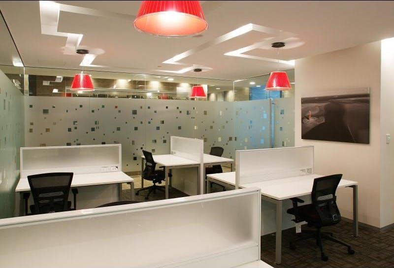 Dedicated desk at Level 13, 2 Park Street, image 2