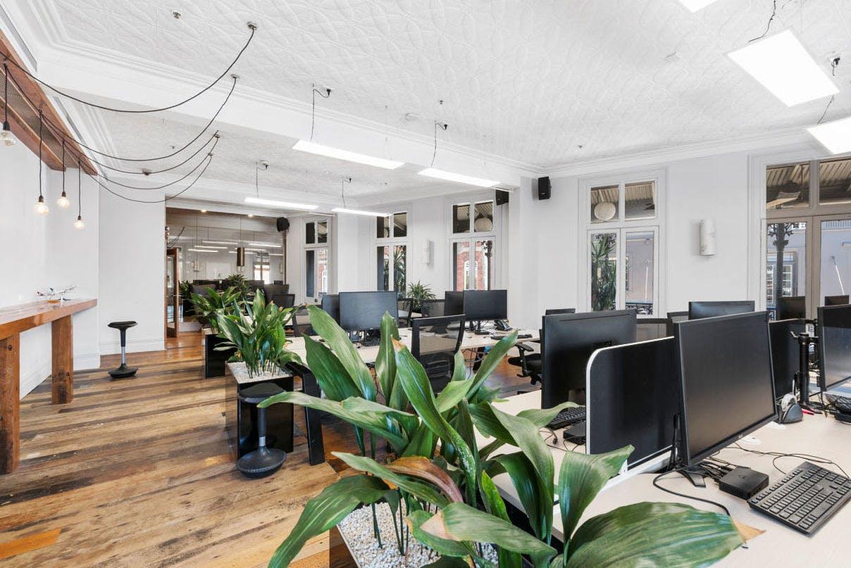 Hot desk at Ideal Space | Balmain, image 6