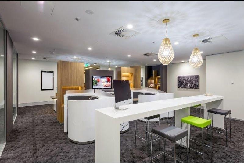 Dedicated desk at Level 14, 380 St Kilda Road, image 1