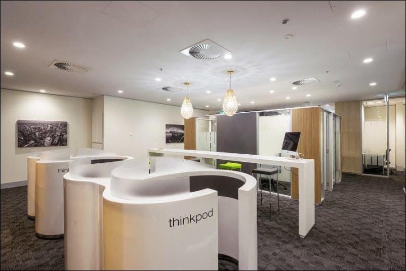 Dedicated desk at Level 14, 380 St Kilda Road, image 2