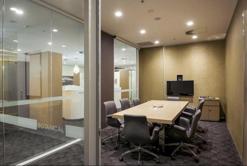 Dedicated desk at Level 14, 380 St Kilda Road, image 2