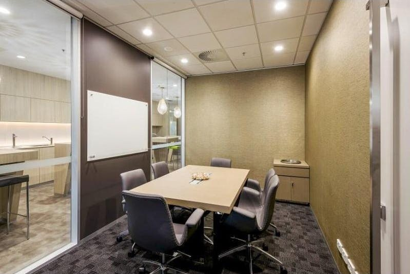 Dedicated desk at Level 14, 380 St Kilda Road, image 3