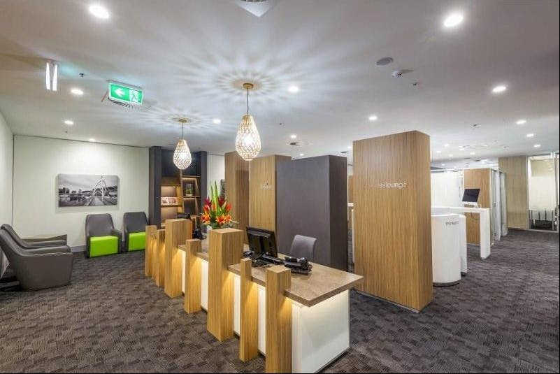 Dedicated desk at Level 14, 380 St Kilda Road, image 4