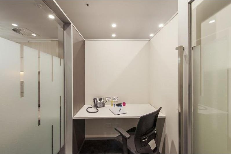Private office at Level 14, 380 St Kilda Road, image 4