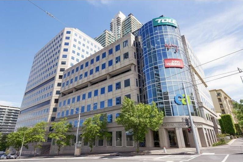 Private office at Level 14, 380 St Kilda Road, image 7