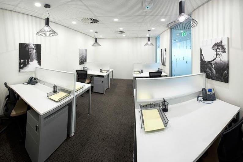 Dedicated desk at Level 16, 19 Smith Street Mall, image 1