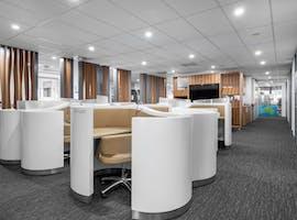 Hot desk at Regus Express, image 1