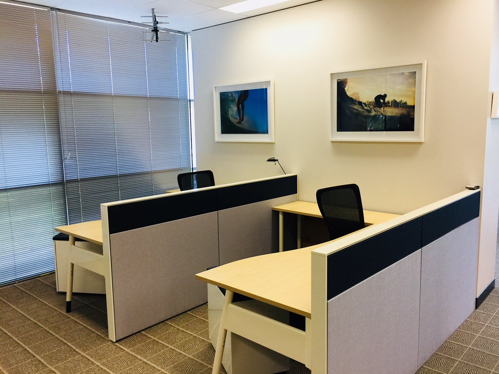 Private Desk, shared office at Brookvale Business, image 1