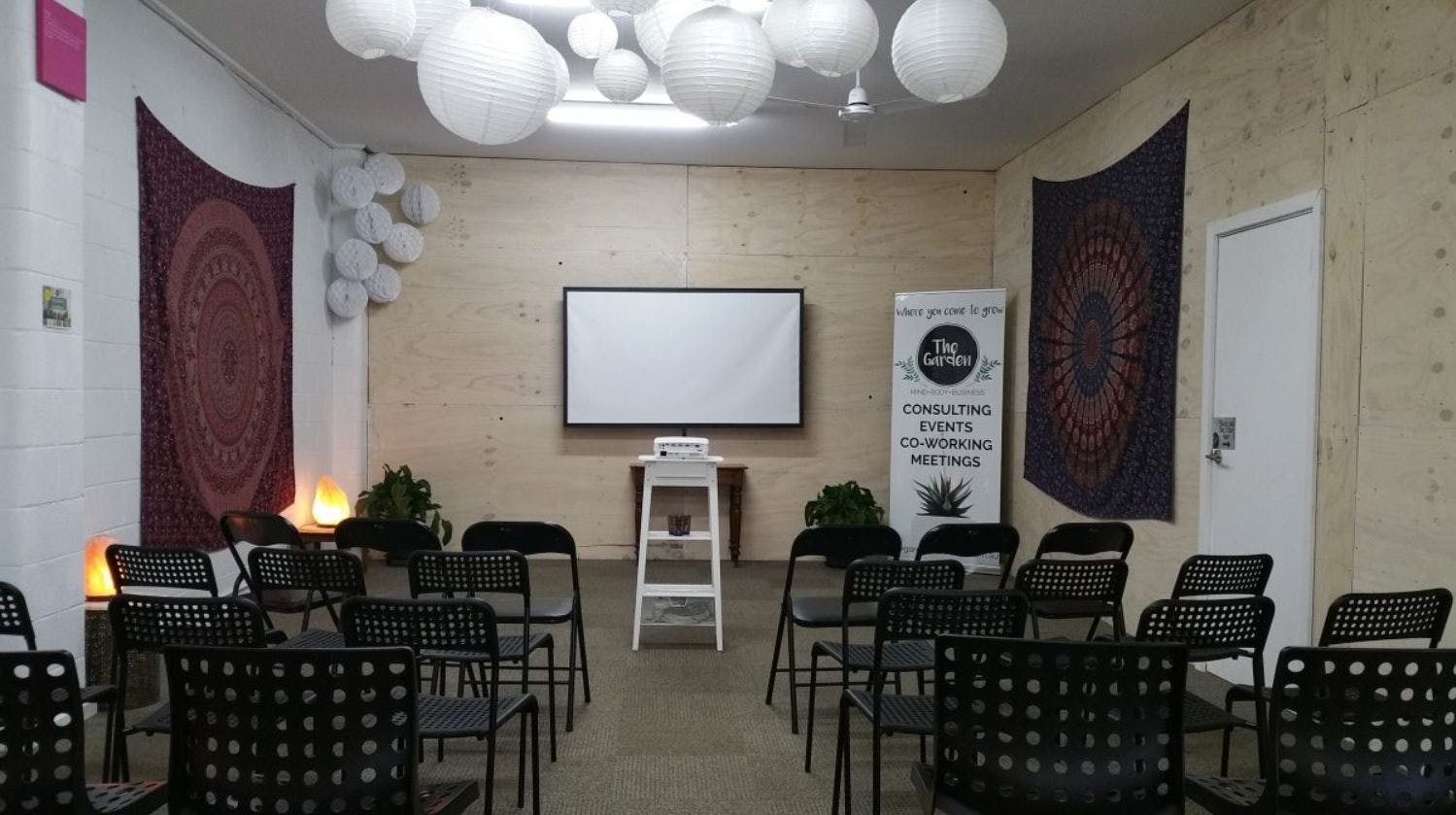 The Bloom Room, workshop at The Garden - Mind Body Business, image 1