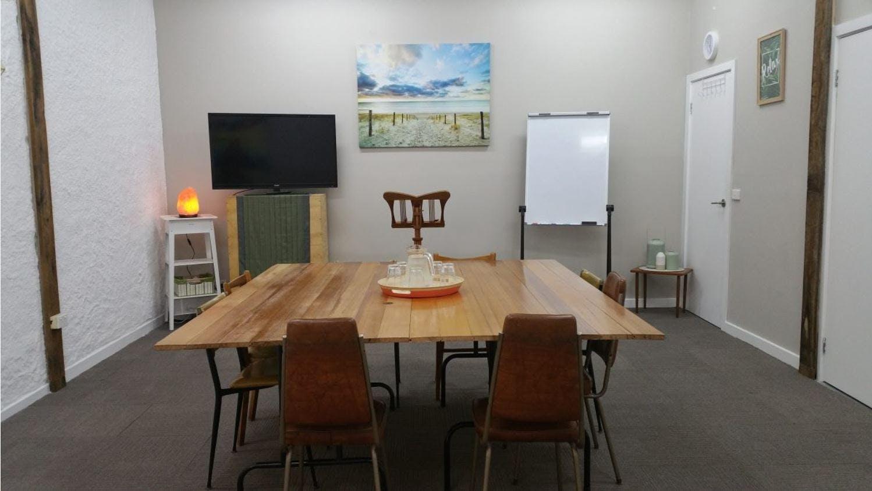 Salt Room, workshop at The Garden - Mind Body Business, image 1