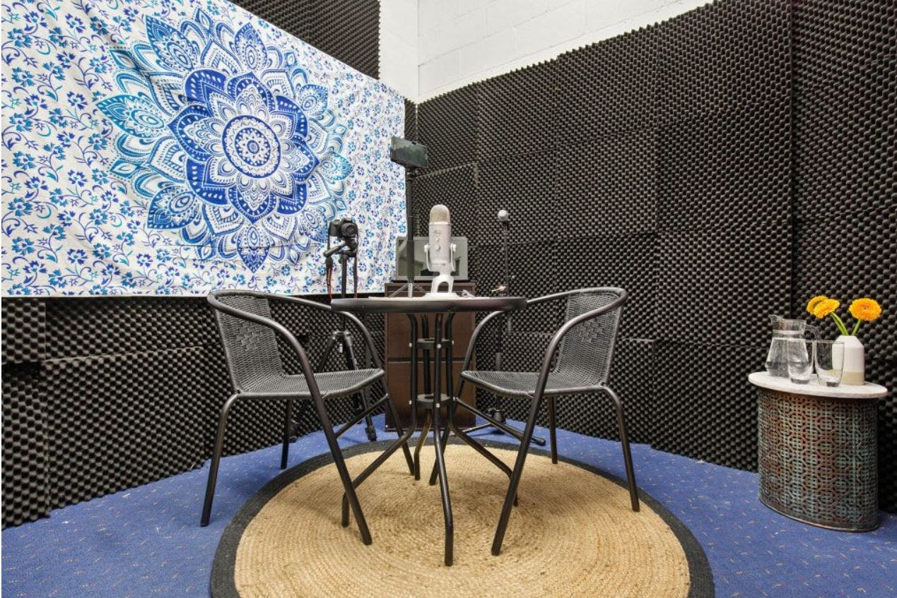 Recording Studio, creative studio at The Garden - Mind Body Business, image 1
