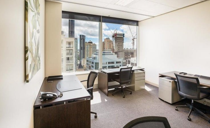 Private office at Level 18, 333 Ann Street, image 1