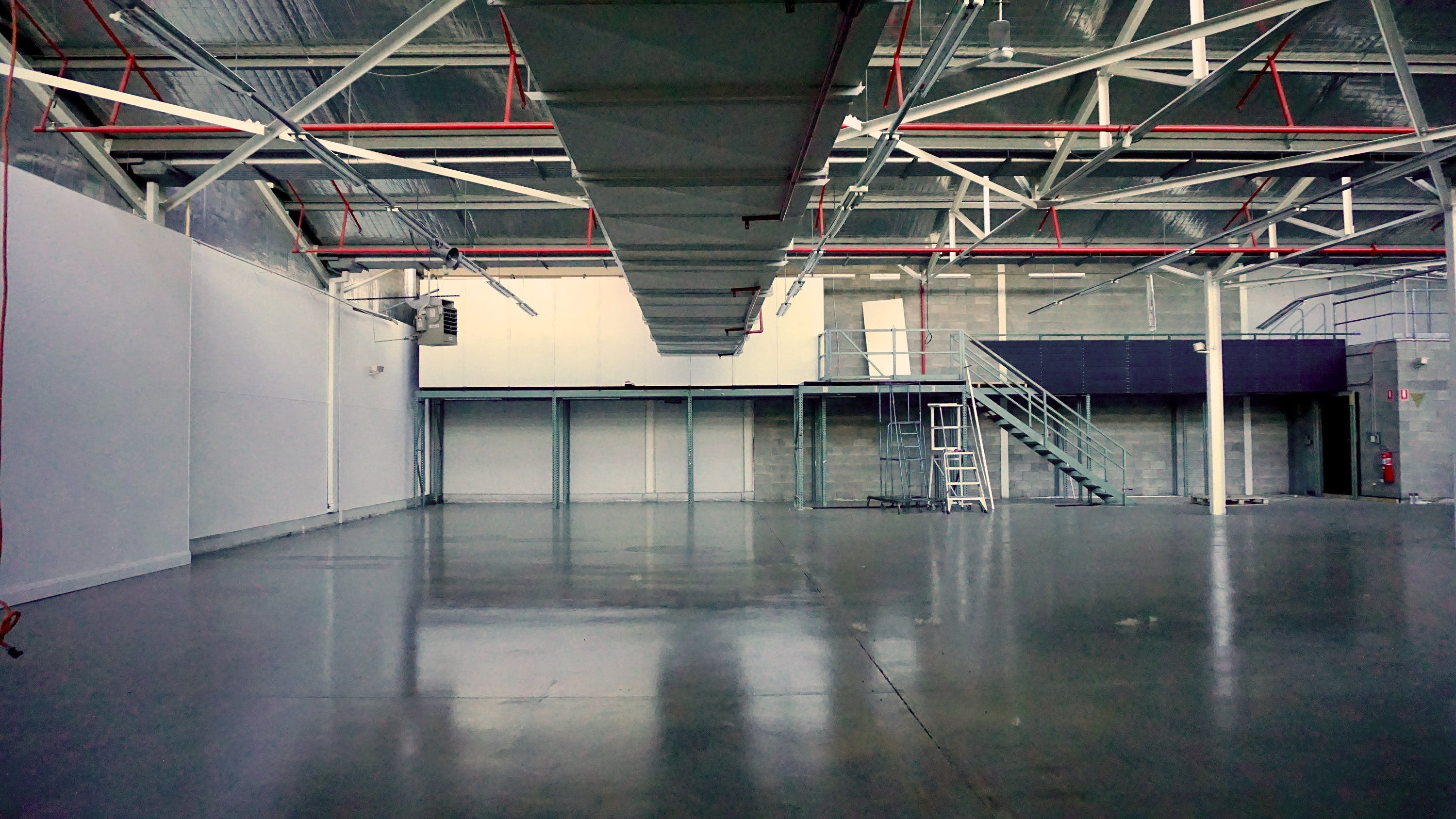 Vast warehouse space ideal for a range of events, image 1