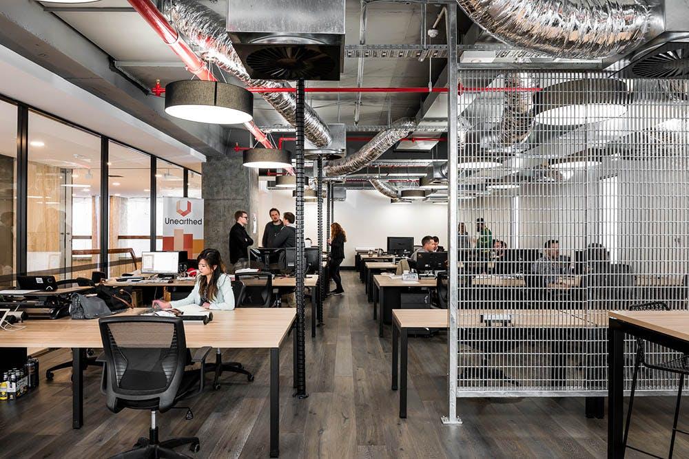 Coworking, hot desk at FLUX, image 1