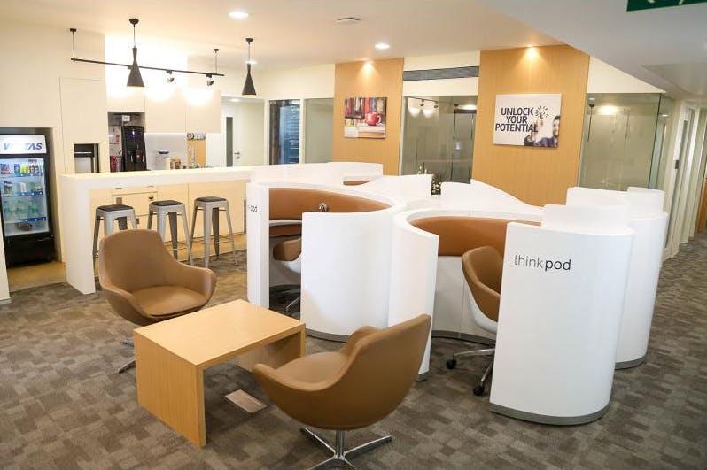 Dedicated desk at Docklands, image 1
