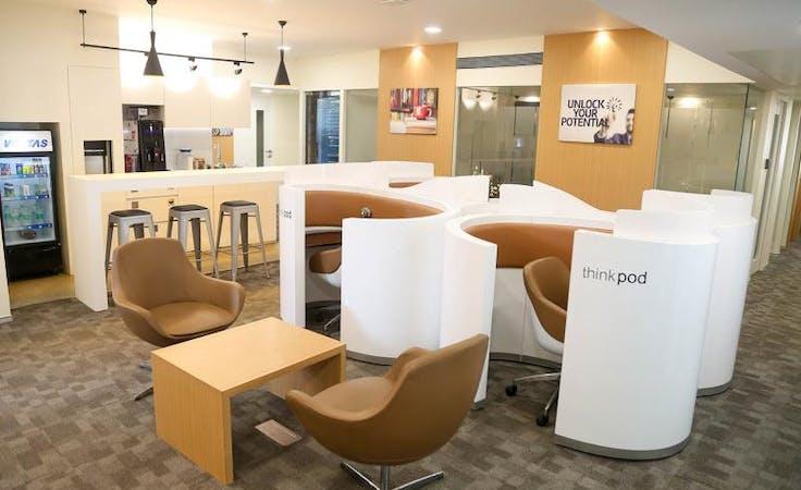 Hot desk at Docklands, image 1