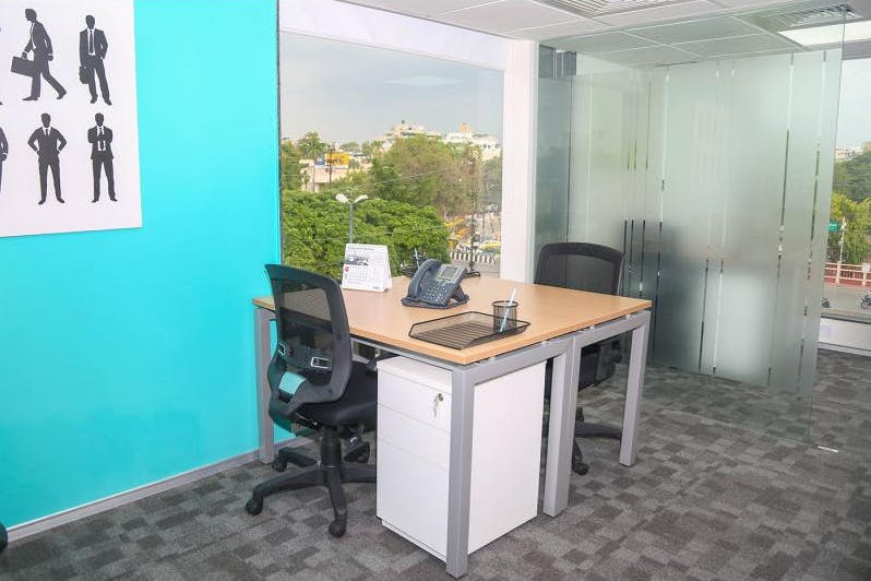 Private office at Docklands, image 1