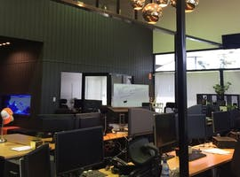 Hot desk at Logan Startup Hub, image 1